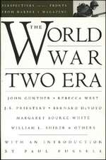 The World War II Era: Perspectives On All Fronts From Harper's Magazine