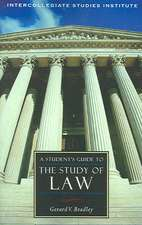 Students Guide To The Study Of Law