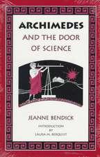 Archimedes & the Door of Science