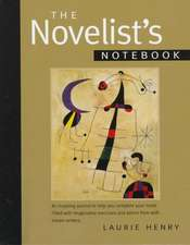 Novelists Notebook