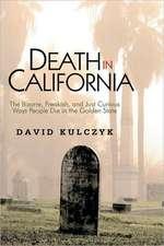 Death in California