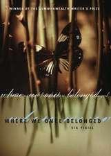 Where We Once Belonged