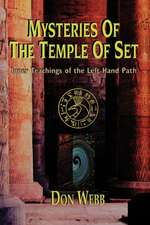 Mysteries of the Temple of Set