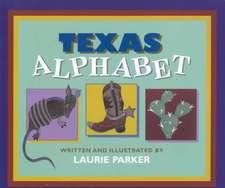 Texas Alphabet