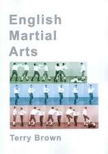 English Martial Arts