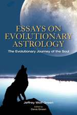Essays on Evolutionary Astrology