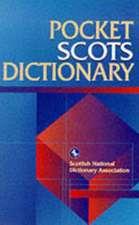 Pocket Scots Dictionary