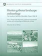 Hunter-Gatherer Landscape Archaeology:  The Southern Hebrides Mesolithic Project 1988-98