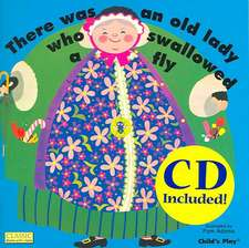There Was an Old Lady Who Swallowed a Fly [With CD]:  American Sign Language