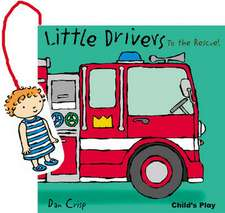 Little Drivers to the Rescue!:  Jumping on the Bed [With CD (Audio)]