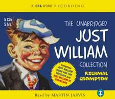 Crompton, R: Unabridged Just William