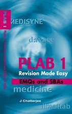 PLAB Part 1 Revision Book