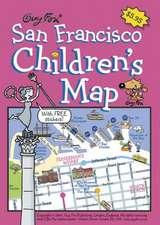 San Francisco Children's Map