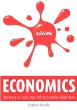 Quick Win Economics
