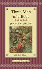 Jerome, J: Col Three Men In A Boat