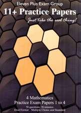 Mathematics Eleven Plus Practice Papers