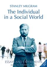 The Individual in a Social World