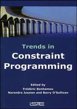 Trends in Constraint Programming