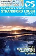 Irish Discovery Series 21. Strangford Lough 1 : 50 000