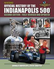 Autocourse Official History of the Indianapolis 500:  The World's Leading Grand Prix & Superbike Annual