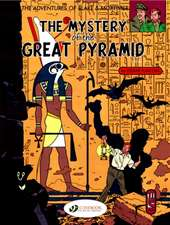 Blake & Mortimer Vol.2: The Mystery Of The Great Pyramid Part 1