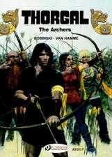 Thorgal Vol.4: The Archers