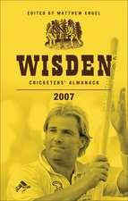 Engel, M: Wisden Cricketers' Almanack 2007