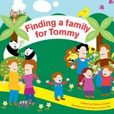 Finding a Family for Tommy: Preschool (0-5)