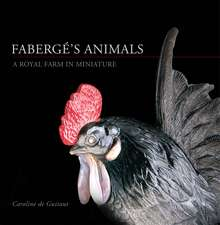 Fabergé's Animals: A Royal Farm in Miniature