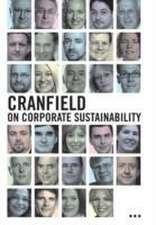 Exter, N: Cranfield on Corporate Sustainability
