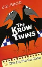 The Krow Twins: In the Da Finchi Code