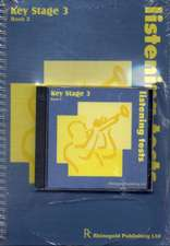 Key Stage 3 Listening Tests Book 2/CD