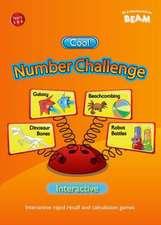 Number Challenge Interactive Cool
