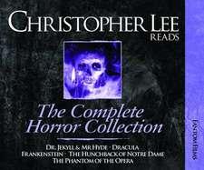 Stoker, B: Christopher Lee Reads