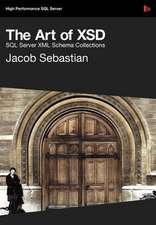 The Art of Xsd - SQL Server XML Schemas