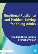 Emotional Resilience and Problem Solving for Young People