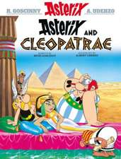 Asterix and Cleopatrae (Scots)