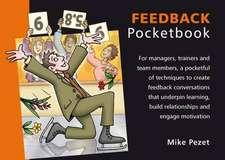 Pezet, M: Feedback Pocketbook