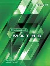 Essential Maths 9 Support