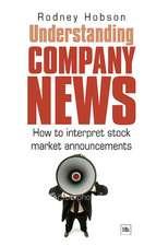 Understanding Company News