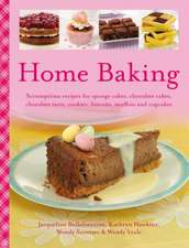 Home Baking:  Brunei, Cambodia, Indonesia, Laos, Malaysia, Myanmar, the Philippines, Singapore, Thailand an