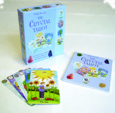 The Crystal Tarot: An inspirational book and full deck of 78 tarot cards