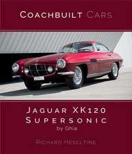 Heseltine, R: Jaguar XK120 Supersonic by Ghia