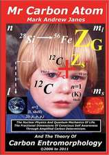 MR Carbon Atom and the Theory of Carbon Entromorphology:  Real Life Accounts of an Nhs Paramedic the Traumatic, the Tragic and the Tearful
