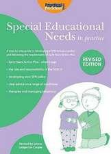 Special Educational Needs In Practice