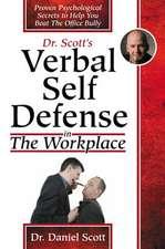 Verbal Self Defense