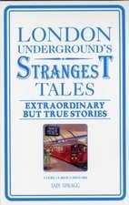 London Underground's Strangest Tales