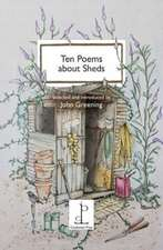 Ten Poems about Sheds