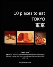 10 Places to Eat Tokyo:  Starring Jacob Rabbit