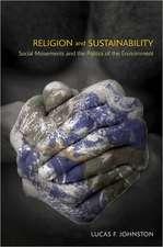 Religion and Sustainability